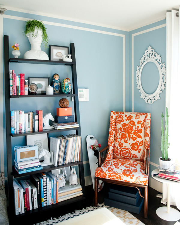 Courtney's Corner: Rearrange your space for company