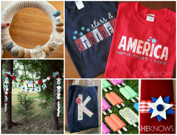 Crafts for July | SheKnows.com