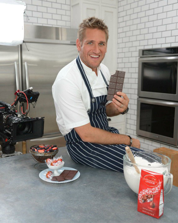Curtis Stone partners with Lindt truffles