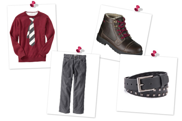 Cute Thanksgiving outfits for big boys
