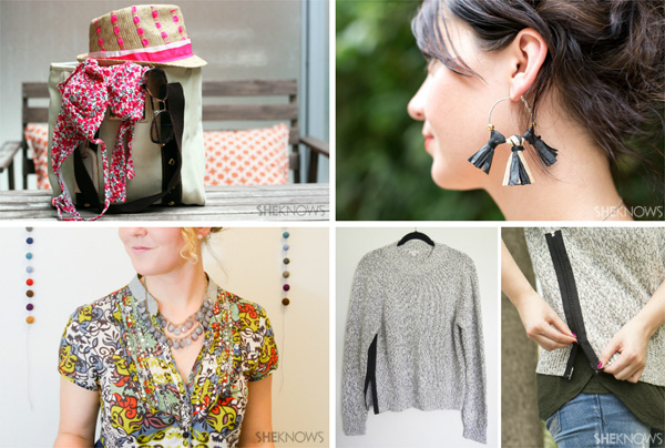 More fashion DIY projects from SheKnows.com