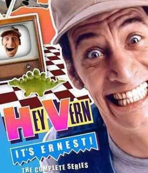 Jim Varney as Ernest