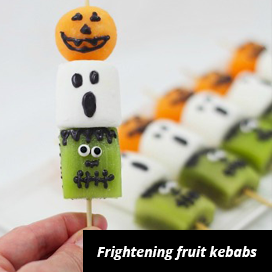 fruit kobobs