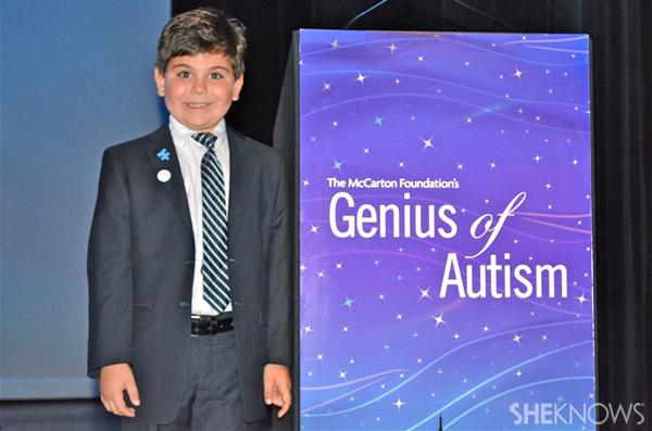 Genius of autism awards