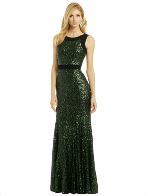 Shop the look: Badgley Mischka Take the Stage Gown (renttherunway.com rental, $165)
