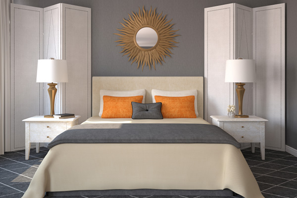 Modern Interior Master Bedroom Paint Colors