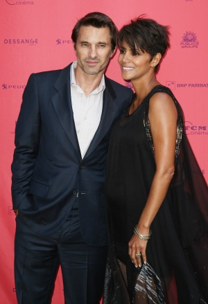 Halle Berry has baby boy