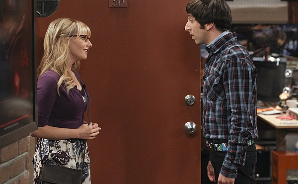 Howard and Bernadette The Big Bang Theory