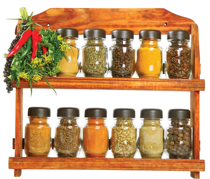 Superfoods spices