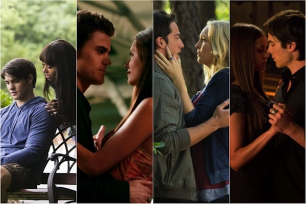 The Vampire Diaries best and worst couples