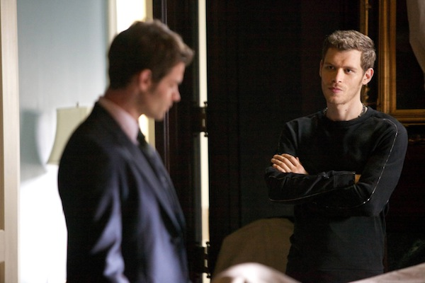 Klaus and Elijah move to New Orleans in The Originals