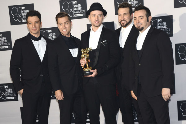 Followers lash out  at *NSYNC