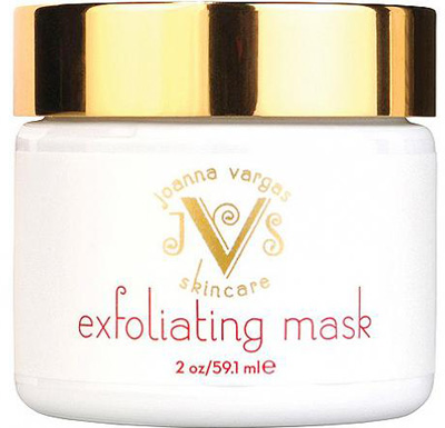 Product review: Joanna Vargas exfoliating mask