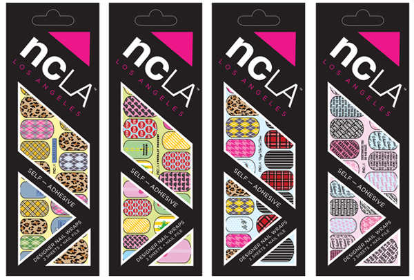 Product review: NCLA Clueless Nail Wraps