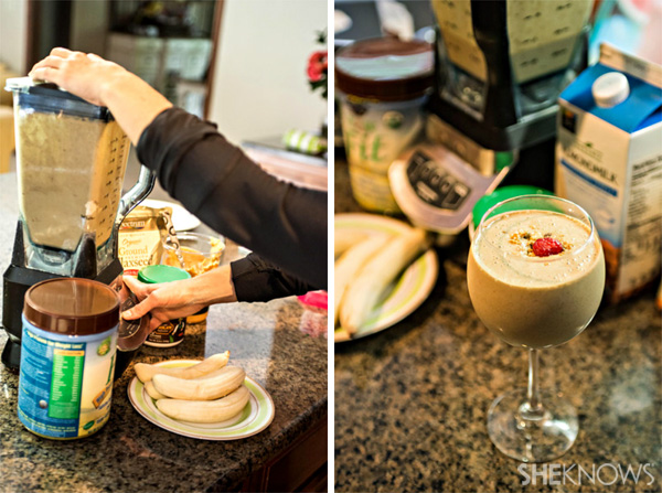 Superfood smoothie!