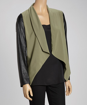 Edgy jacket