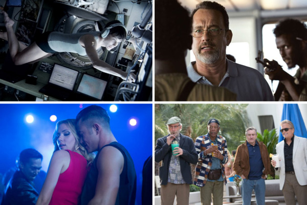 25 movies to keep you busy this month