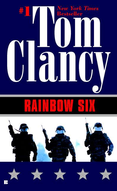 Tom Clancy's most popular books