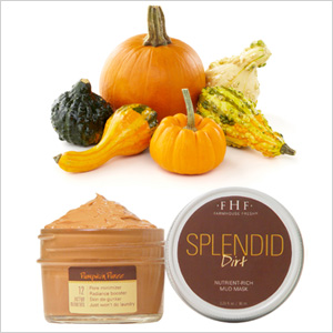 Pumpkin gourds & FarmHouse Fresh