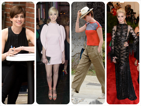The year in fashion: A 2013 mood board -- Anne Hathaway