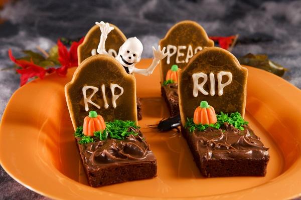Tombstone brownies recipe