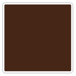 Top 10 paint colors for kitchens - Chocolate brown paint color ...