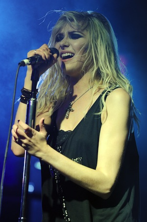 The Pretty Reckless lead, Taylor Momsen