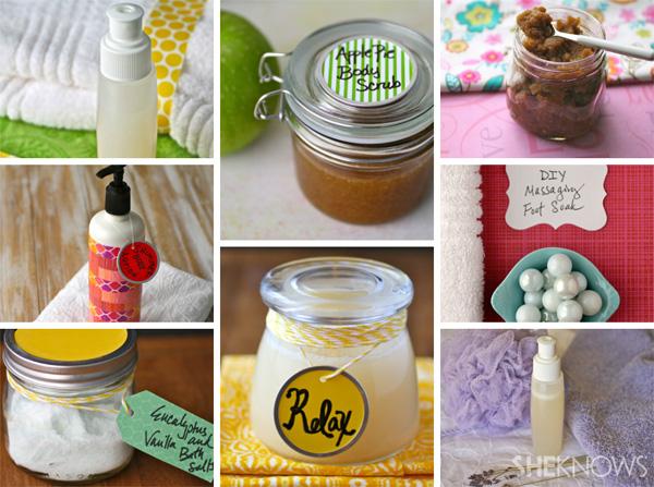 Beauty DIYs for the body | SheKnows.com