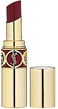 Yves Saint Laurent ROUGE VOLUPTÉ Silky Sensual Radiant Lipstick in Forbidden Burgundy