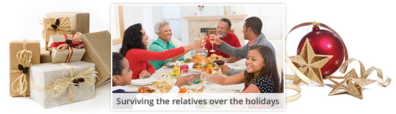 Surviving the Relatives