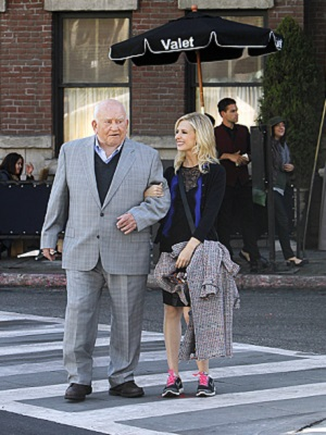 Ed Asner The Stan Wood Account