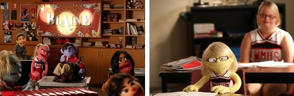 See McKinley High as Muppets!