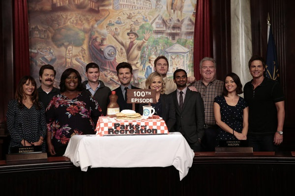 Mike Schur interview Parks and Recreation
