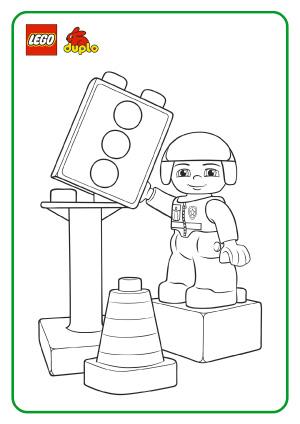 LEGO Printable | SheKnows.com