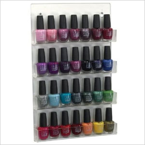 Top performance acrylic nail polish display | Sheknows.com