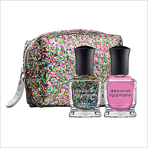 Deborah lipman pop rock nail polish set | Sheknows.com