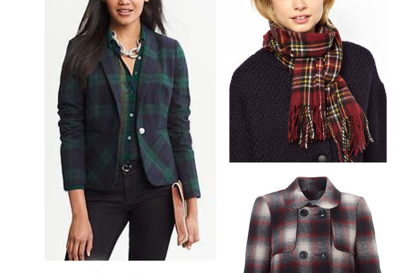 Winter Trends-Plaid | Sheknows.com