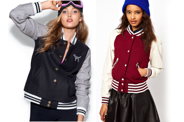 Winter Trends-Varsity Jacket | Sheknows.com