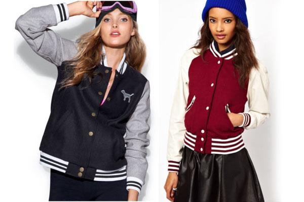 Winter Trends-Varsity Jacket | Sheknows.com