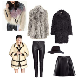 Faux Fur Pairings-Coats | SHeknows.com