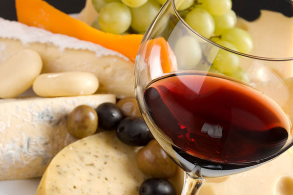 Wine and cheese | Sheknows.com