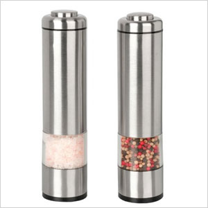 Electric salt and pepper grinders | Sheknows.com