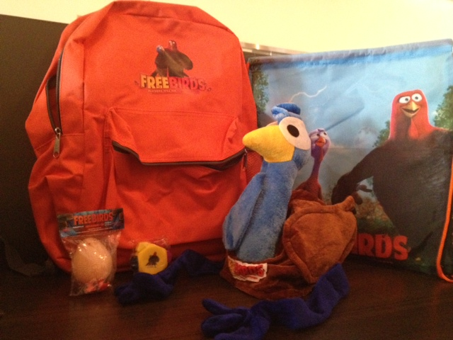 Win Free Birds swag at SheKnows.com!