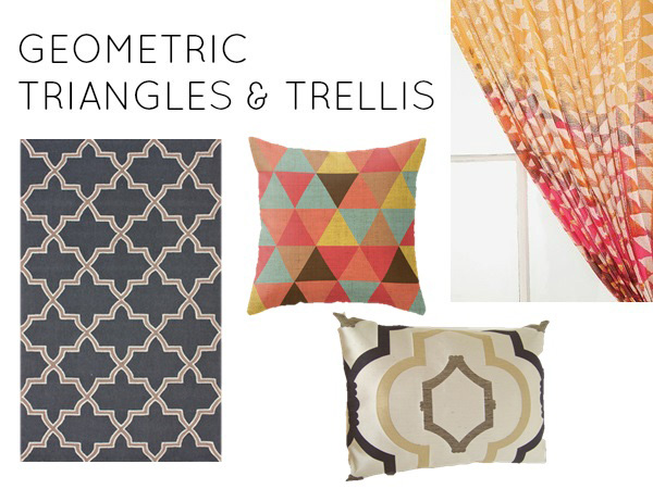 Creating a winter palette with pattern