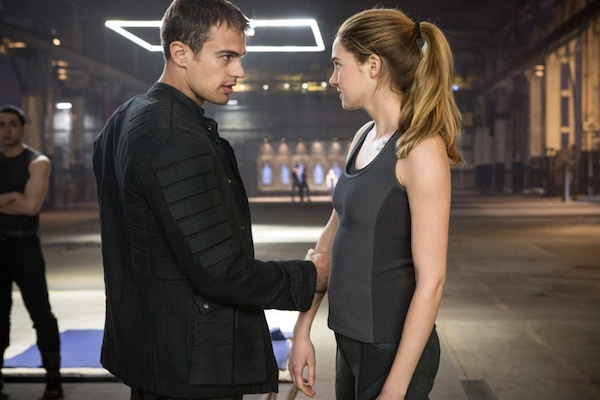 Could Divergent be the next big movie blockbuster?