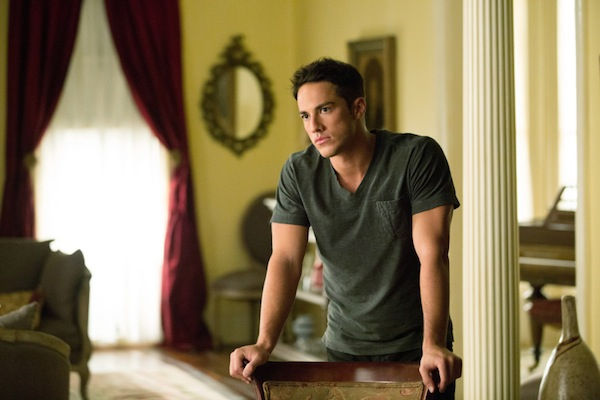 Michael Trevino joining The Originals cast