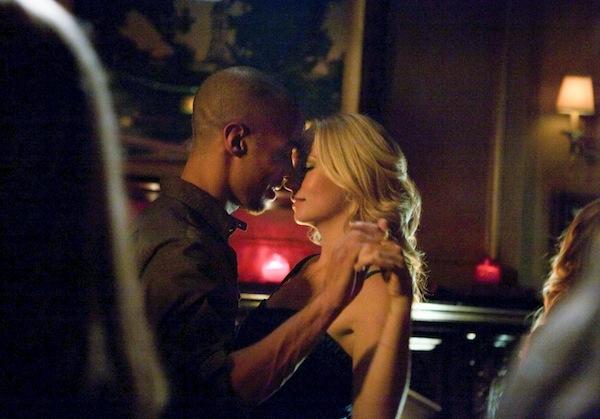 Caroline and Jesse grow close on The Vampire Diaries