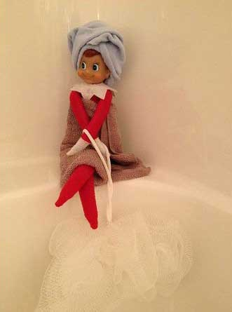 Fun ideas for Elf on the Shelf antics that will have everyone laughing
