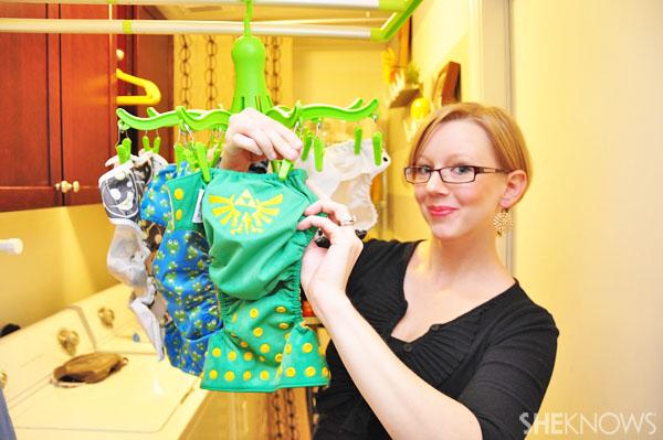 Cloth diaper advocacy