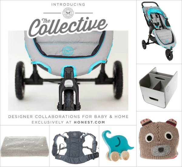 Limited edition designer baby products